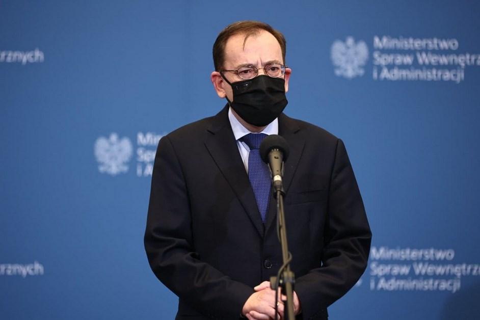 MSWiA: M. Kamiński zapowiada stanowcze działania służb