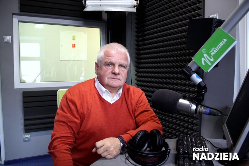 Popołudniówka: Jan Bajno, wicedyrektor szpitala w Zambrowie