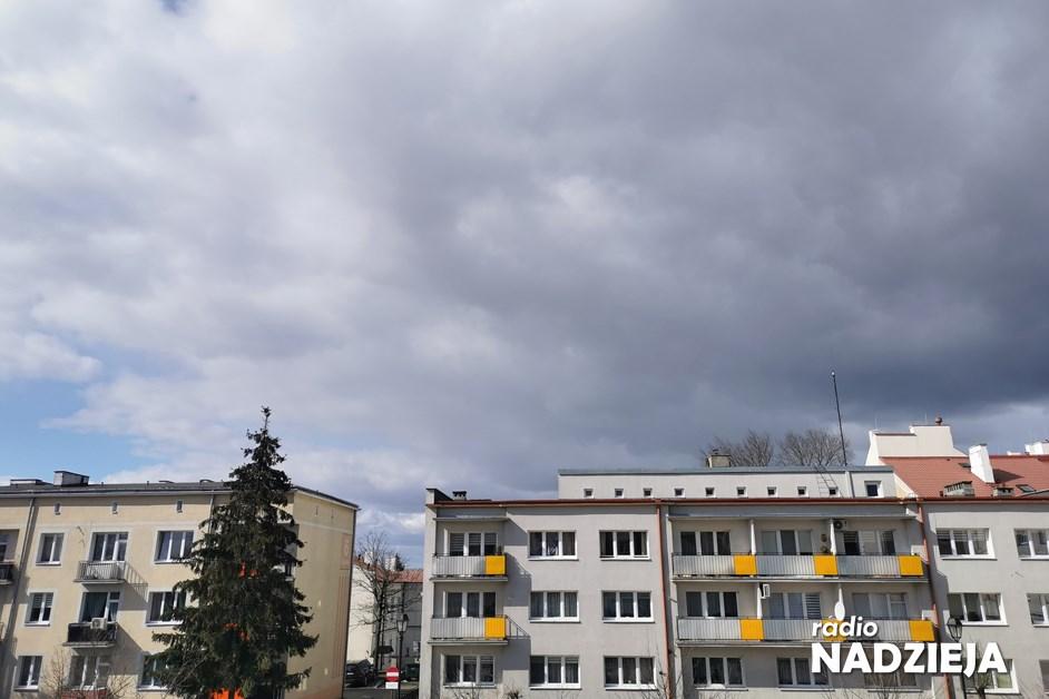 IMGW ostrzega przed opadami deszczu