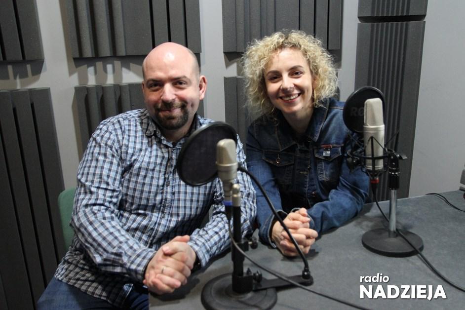 GD: Anna i Paweł Podeszwik, instruktorzy Kolneńskiego Ośrodka Kultury i Sportu