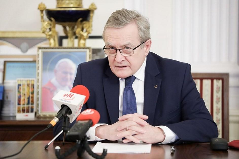 Piotr Gliński, Minister Kultury, Dziedzictwa Narodowego i Sportu [AUDIO]