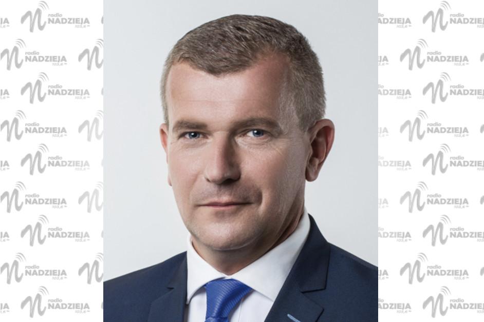 GD: Krzysztof Gołaszewski, burmistrz Łap