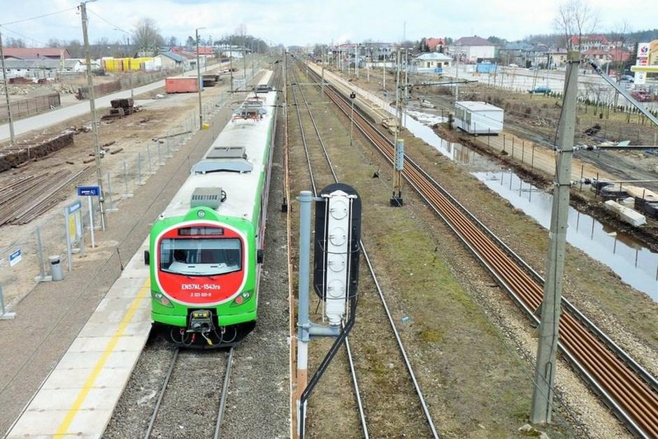 PKP: Korzyści dla Szepietowa dzięki modernizacji Rail Baltica