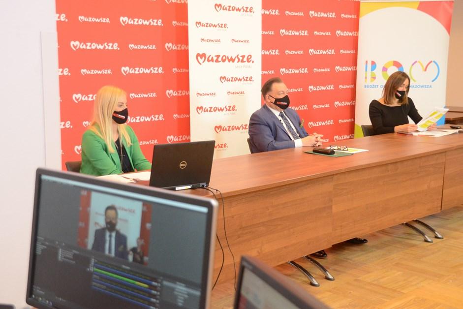 Mazowsze. Rusza druga edycja budżetu obywatelskiego województwa