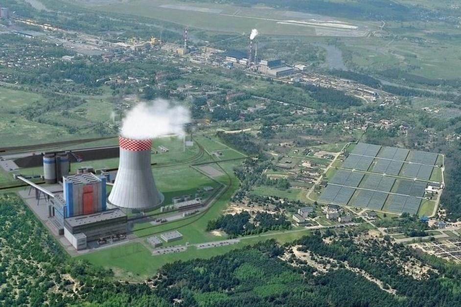 Ostrołęka: Na terenie budowy Elektrowni C ruszyła rozbiórka