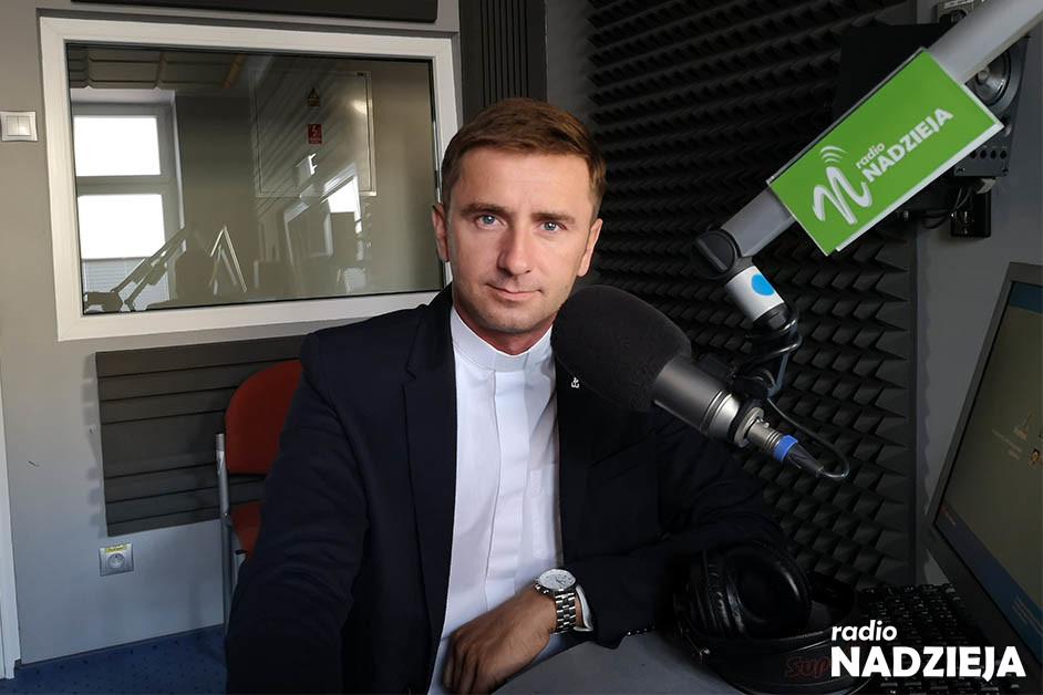 GD: ks. Jacek Kotowski – duszpasterz rodzin diecezji łomżyńskiej