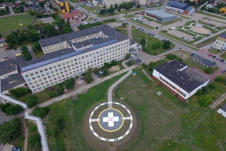 Dyrektor szpitala w Grajewie: To maksymalna liczba łóżek, jaką możemy przeznaczyć dla pacjentów covidowych