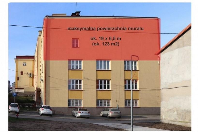 Grajewo: Na budynku GCK powstanie mural. Możesz go zaprojektować