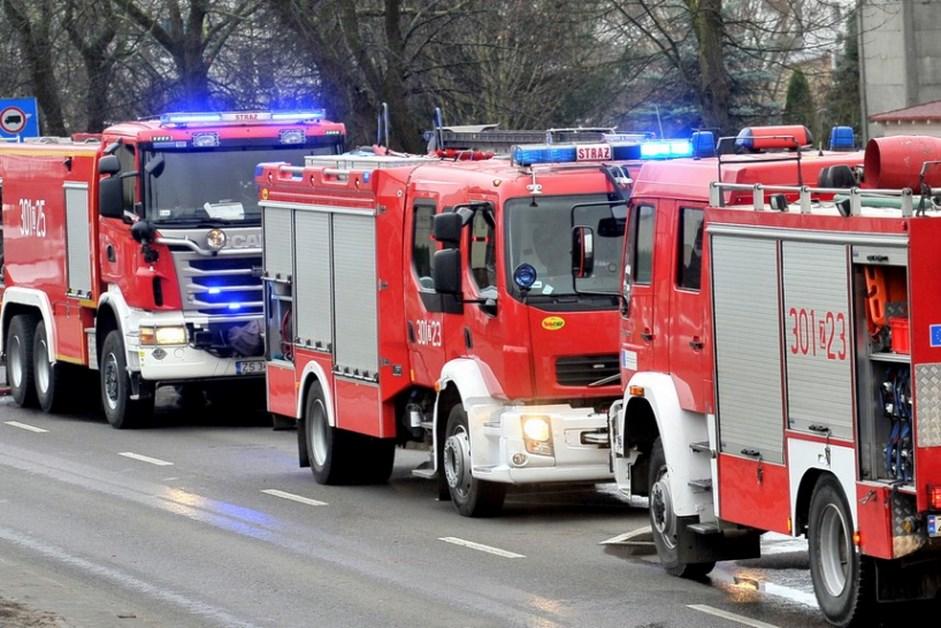 Ostrołęka: dwa pojazdy spłonęły minionej nocy