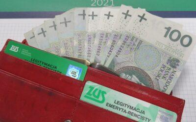 ZUS: Czternasta emerytura zostanie wypłacona wcześniej