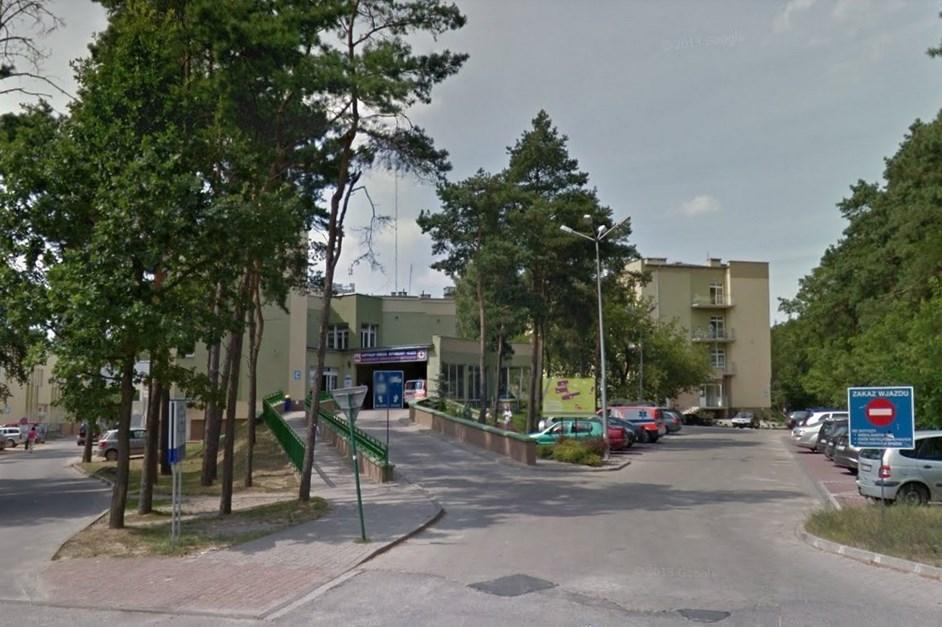 Ostrów Mazowiecka: Pacjent uciekł z oddziału covidowego. Dwukrotnie