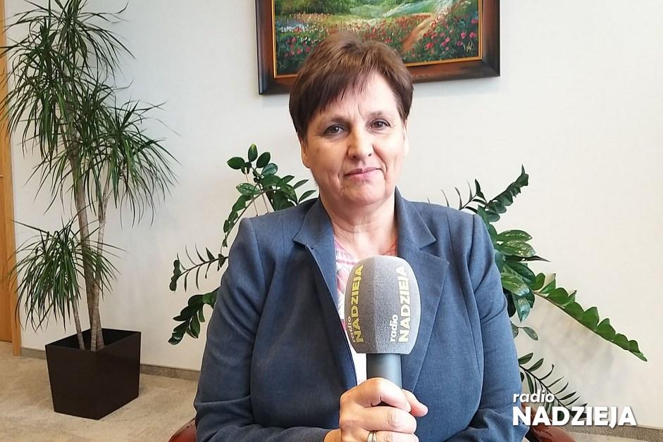 Audycje ARiMR: Halina Szymańska, prezes ARiMR