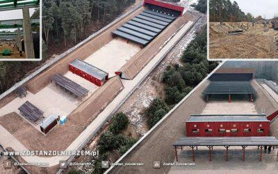 Powiat grajewski: MON dofinansuje budowę strzelnicy