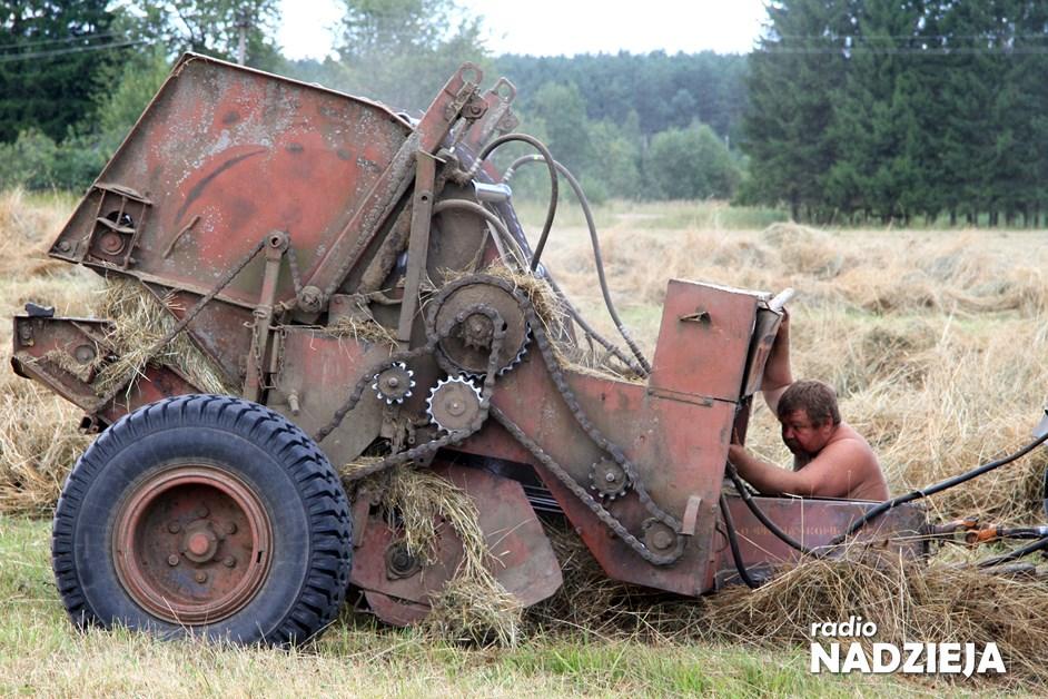 Region: Uwaga na maszyny rolnicze na drogach