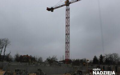 Łomża: Są warunki zabudowy dla bloku przy Staffa
