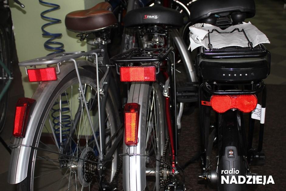 Powiat łomżyński: Uwaga na złodziei rowerów