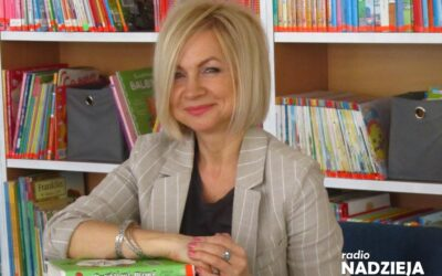 Popołudniówka: Renata Igielska, MBP w Łomży