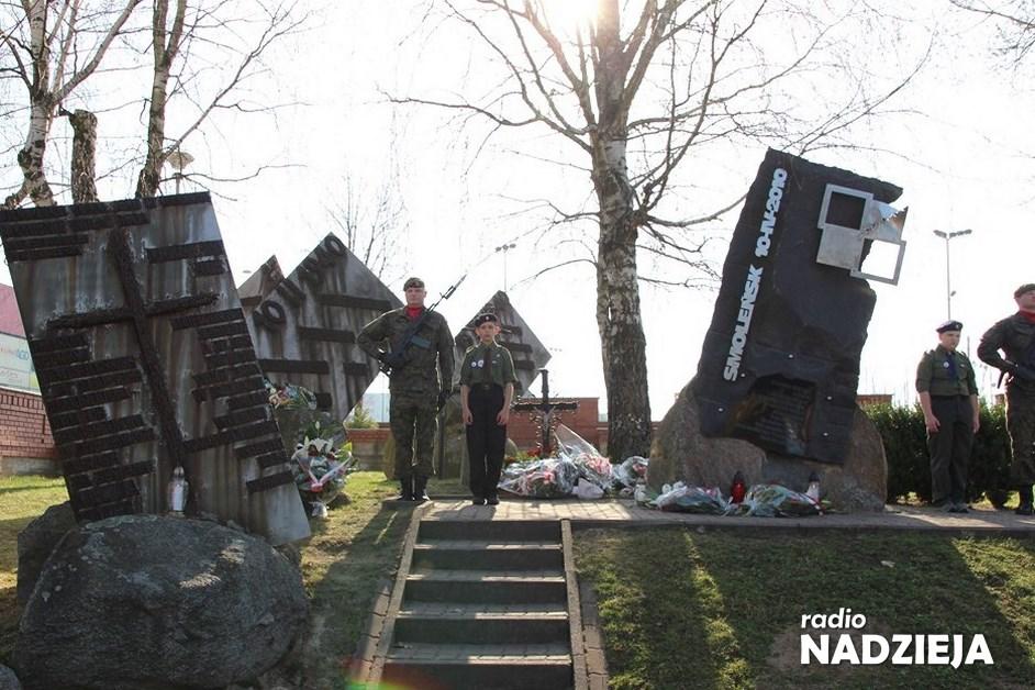 Łomża: Rocznica Zbrodni Katyńskiej i Katastrofy Smoleńskiej. Zawyją syreny