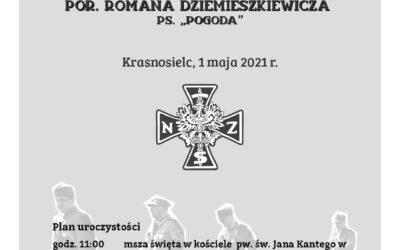 Uroczystości 76. rocznicy rozbicia aresztu PUBP w Krasnosielcu