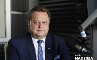 GD: Jarosław Zieliński, poseł PiS