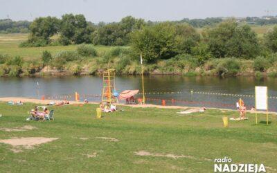 Łomża: W weekend startuje bezpieczne kąpielisko