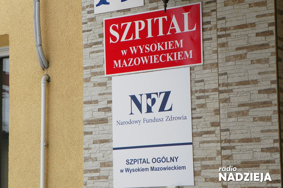 Wysokie Mazowieckie: Konkurs na dyrektora szpitala rozstrzygnięty