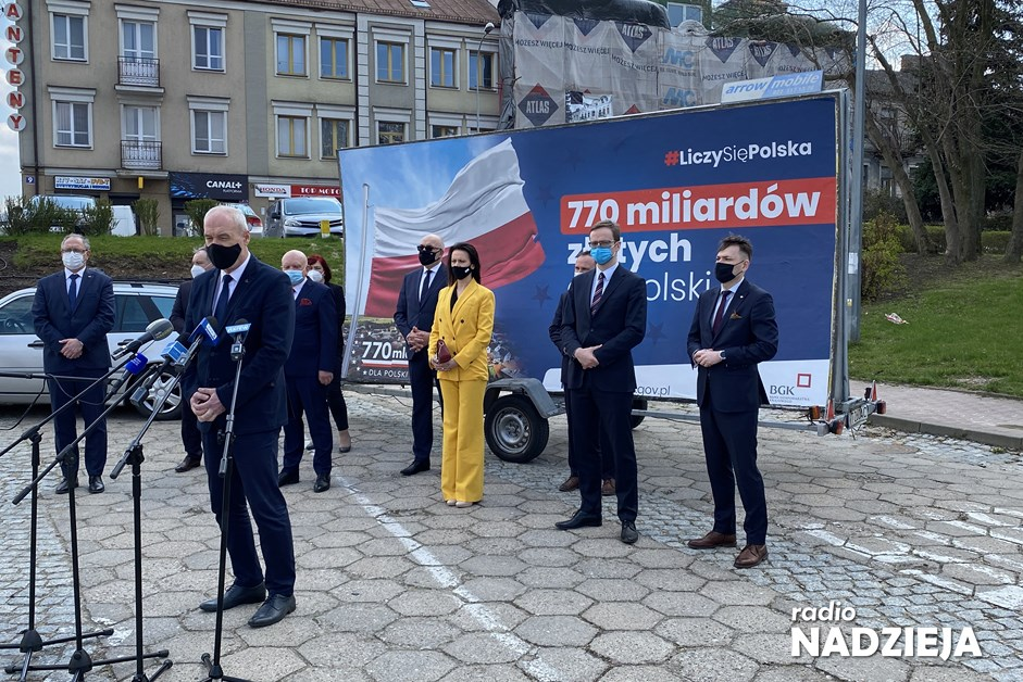 Łomża: Samorządowe poparcie dla Krajowego Planu Odbudowy