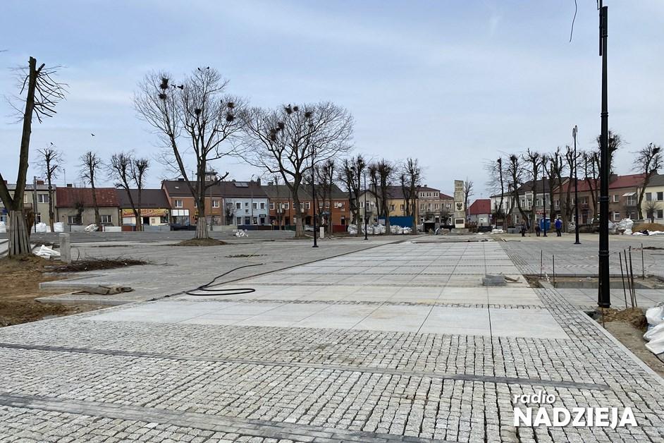 Kolno: Rewitalizacja parku miejskiego coraz bliżej końca