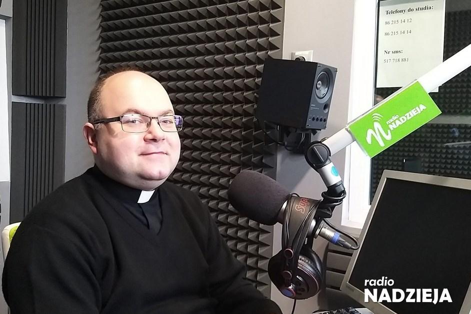 GD: ks. Paweł Nocko, egzorcysta diecezji łomżyńskiej