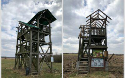 Narwiański Park Narodowy: Wieże widkowe są zamknięte