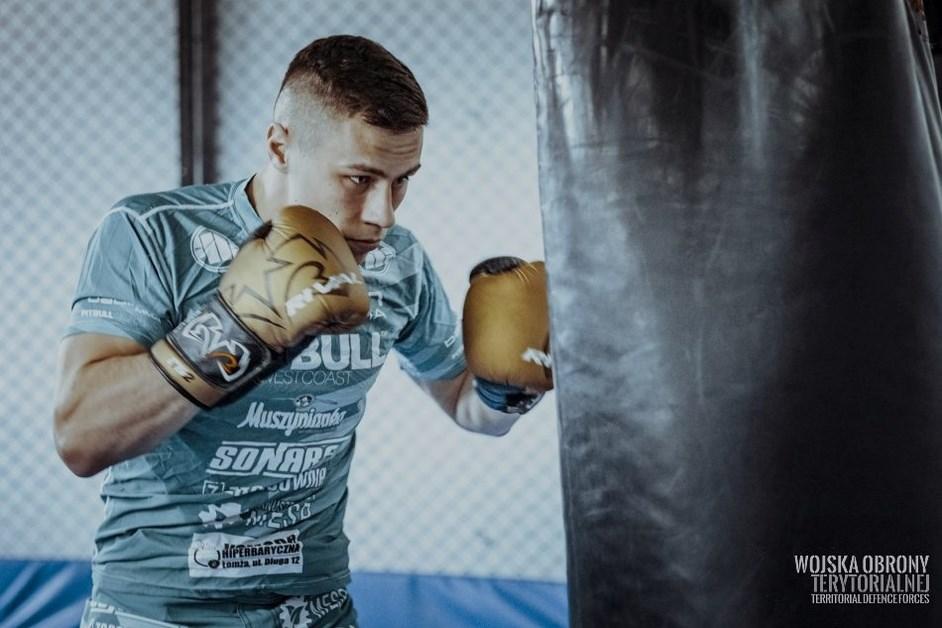 Region: Terytorials z Łomży w finale wojskowej gali MMA