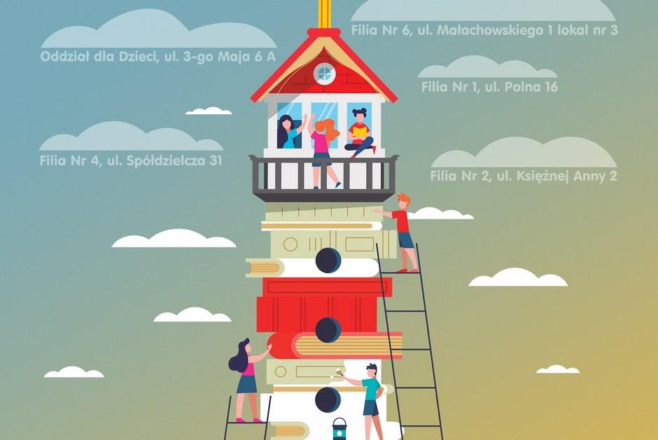 Łomża: Dni Literatury Dziecięcej z Miejską Biblioteką Publiczną