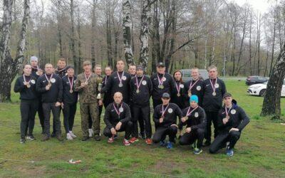 Sport: Podlascy terytorialsi najszybsi w przełajach