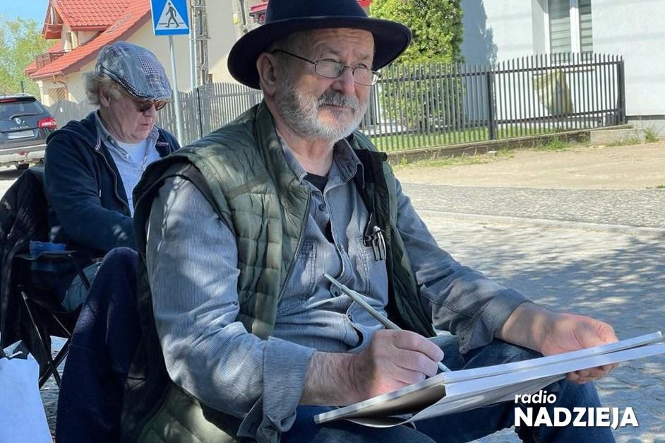 Popołudniówka: Ryszard Rogala, Stowarzyszenie Akwarelistów Polskich