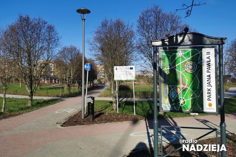 Łomża: W Parku Jana Pawła II będzie się działo