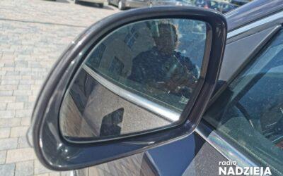 Łomża: Samochodowy wandal zatrzymany
