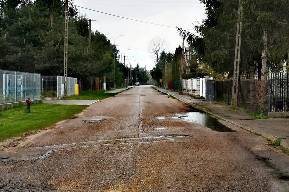 Rzekuń: Ulica Bema idzie do remontu