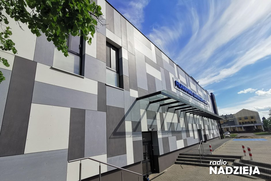 Łomża: Znamy datę otwarcia budynku filharmonii