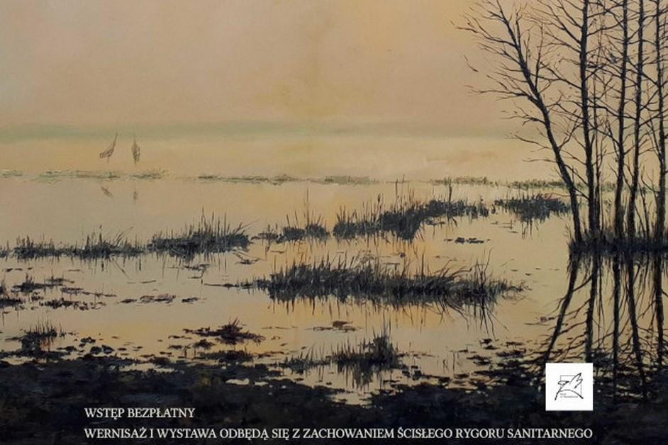 Zambrów: Wyjątkowa wystawa malarstwa Dariusza Gumowskiego