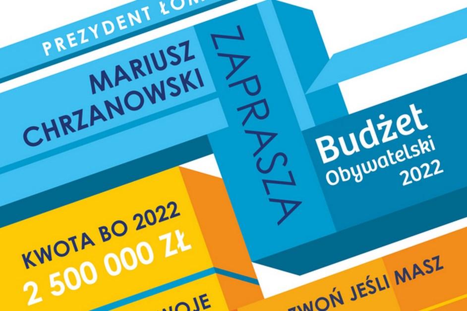 Łomża: Można zgłaszać pomysły do Budżetu Obywatelskiego