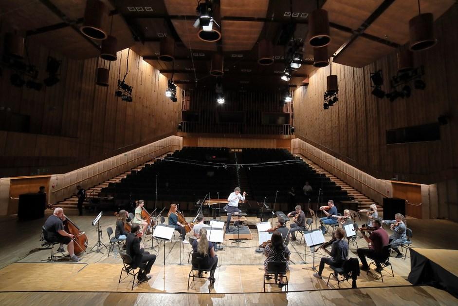 Łomża: Filharmonicy wystąpili w Studiu Koncertowym S1