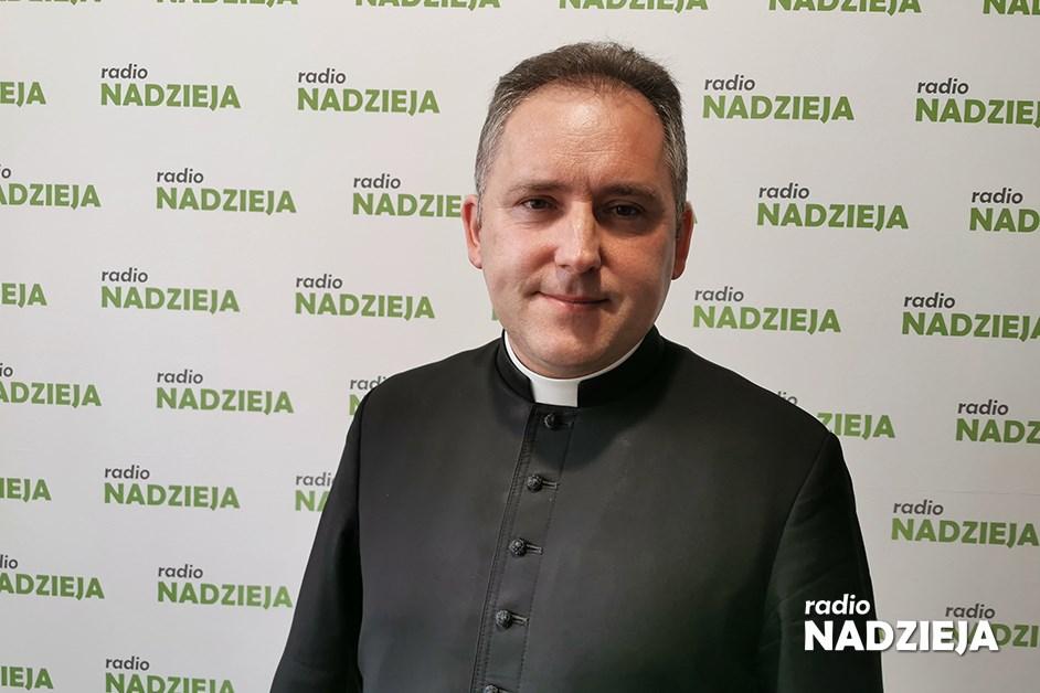 GD: ks. kan. dr Robert Bączek, rektor WSD w Łomży