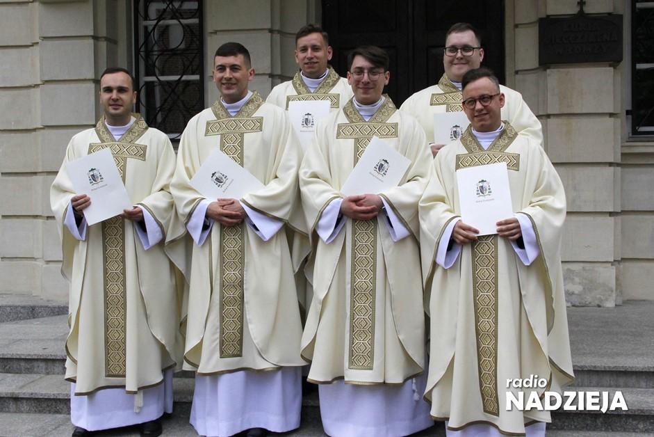 Wiara: Neoprezbiterzy już wiedzą gdzie trafią na swoje pierwsze parafie