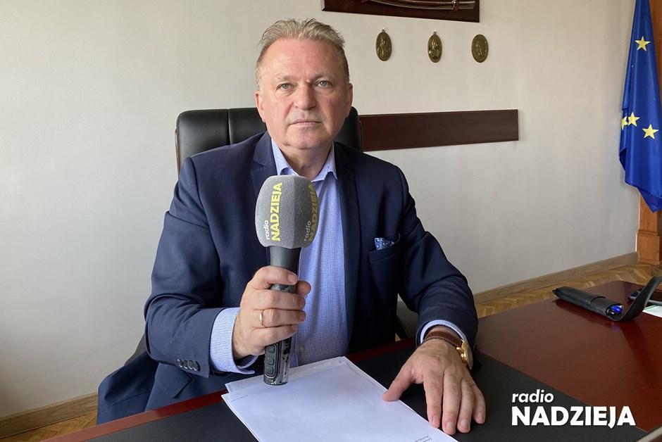 GD: Eugeniusz Święcki, burmistrz Ciechanowca