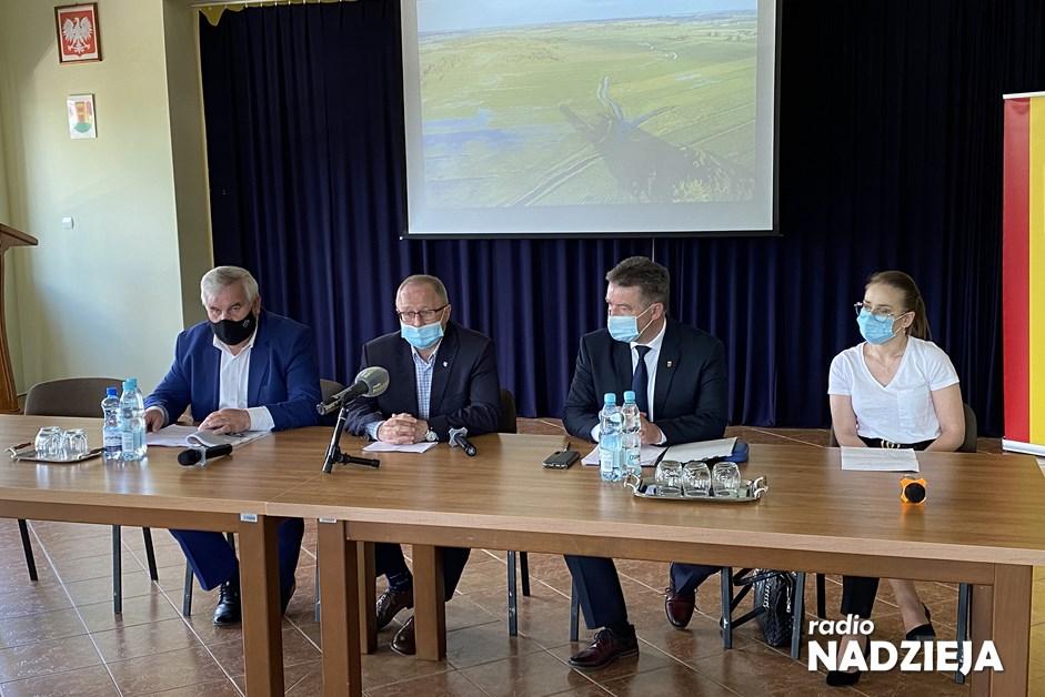 Gmina Kolno: Samorząd chce uporządkować teren przy Skrodzie