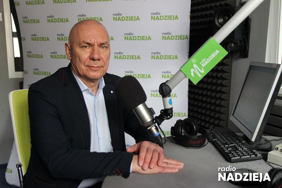 GD: Wojciech Michalak, prezes zarządu Łomżyńskiej Spółdzielni Mieszkaniowej