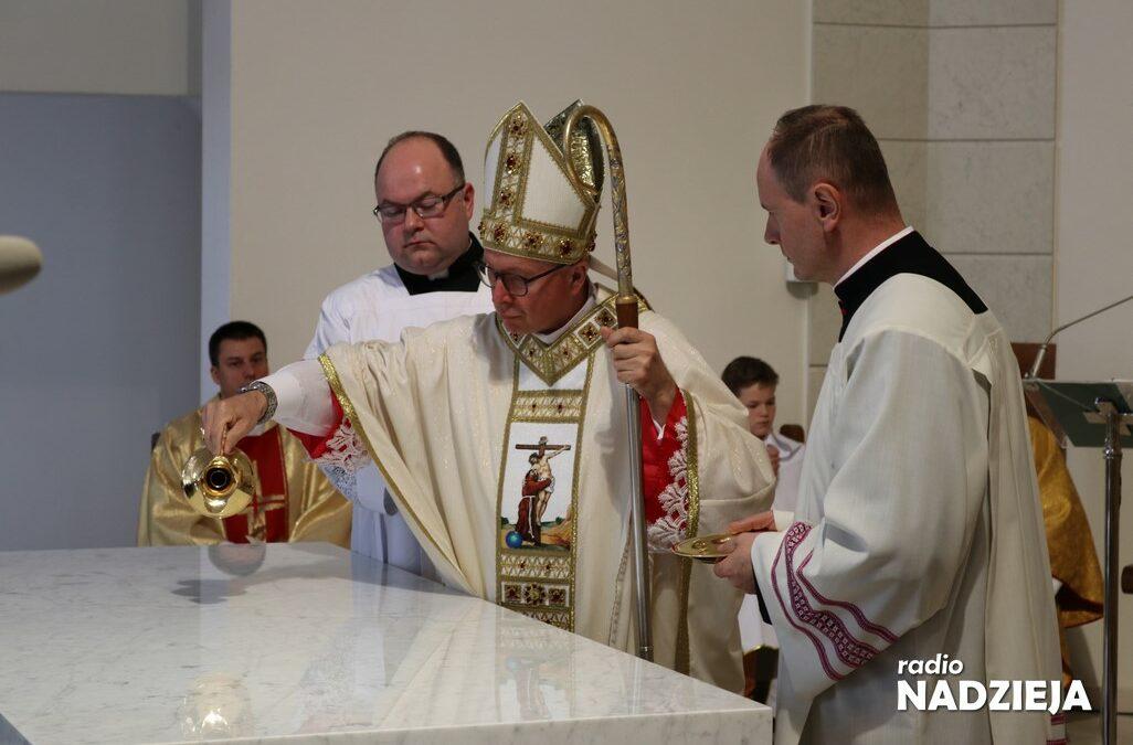 Wiara: Konsekracja Kościoła pw. św. Franciszka z Asyżu
