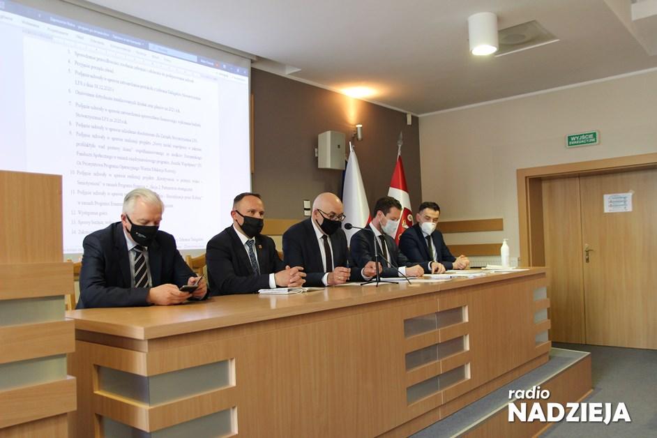 Łomża: Samorządowcy dyskutowali o nowych projektach