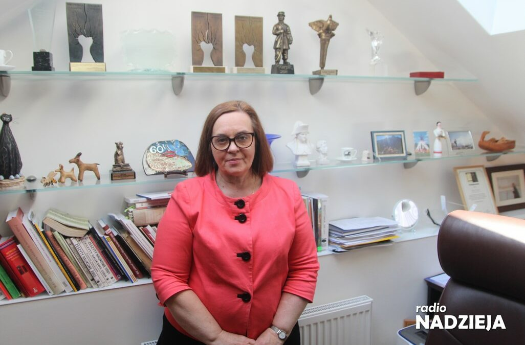 Popołudniówka: Maria Samsel, dyrektor Muzeum Kultury Kurpiowskiej