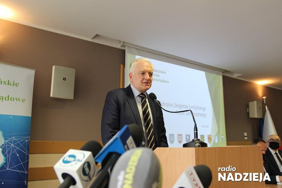 Sejm RP: Porozumienie Jarosława Gowina opuszcza Zjednoczoną Prawicę